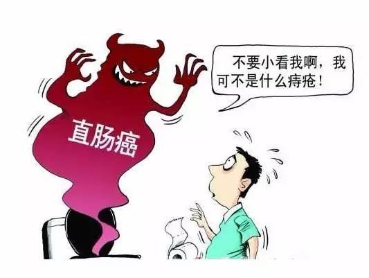肿瘤专家刘自力:直肠癌早期有哪些症状?